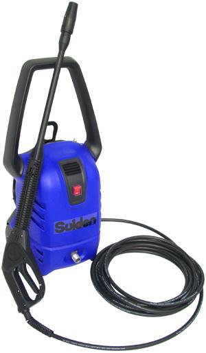 スイデン モーター式高圧洗浄機