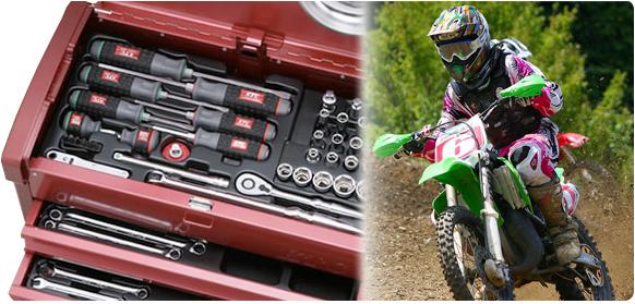 2009年KTC SK SALE商品 バイク 工具